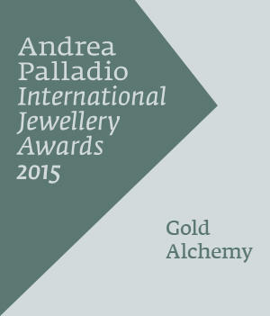 Andrea Palladio International Jewellery Awards 2015